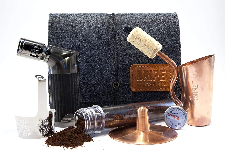 Bripe Coffee Brew Pipe Kit Review