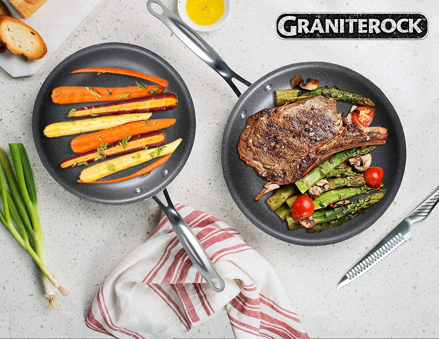 Graniterock Pan Review